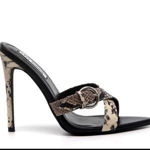 ae1768fa4 Cape Robbin Shoes - Sale💝Cape Robbin Ferocious Heel HighHeel Snake💝